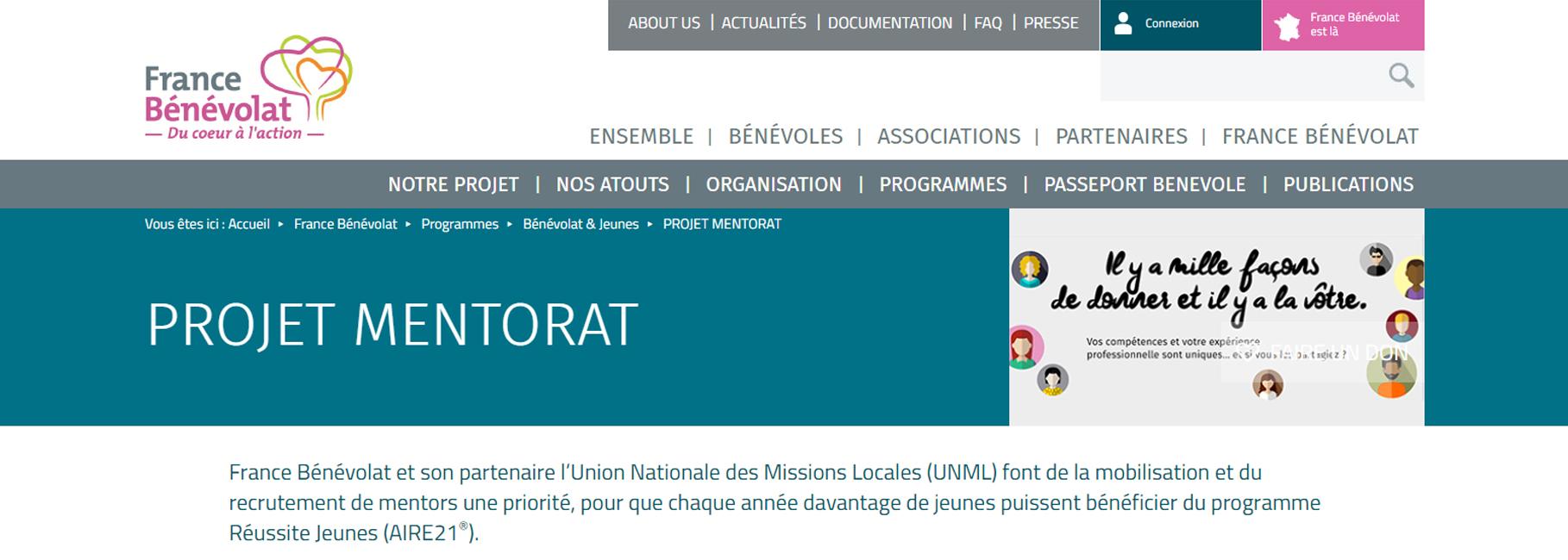 Association France Bénévolat