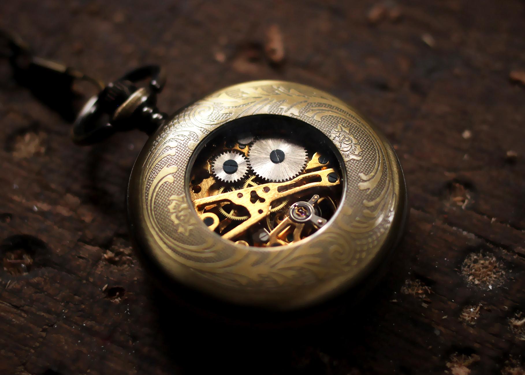 image métier Horloger