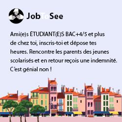 Le carré 250 de JobToSee